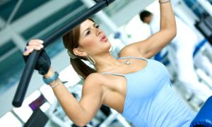 Наращивание мышц груди