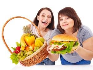 Выбирай своё питание и фигуру сам
