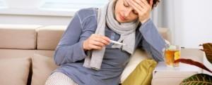 Переохлаждение и простуда