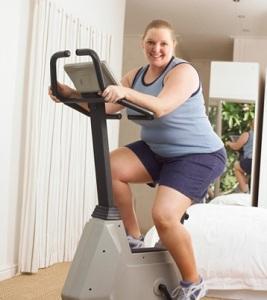 Занятия спортом помогают сбросить лишний вес